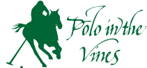Polo in the Vines Logo
